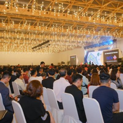 Tín hiệu từ dự án siêu đô thị của chủ đầu tư Hàn quốc