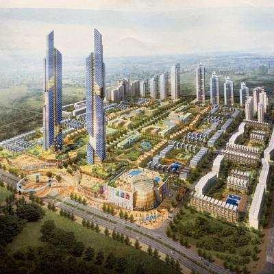 Dự án 56ha Nhơn Trạch, Đồng Nai - Khu dân cư Long Tân - Phú Hội